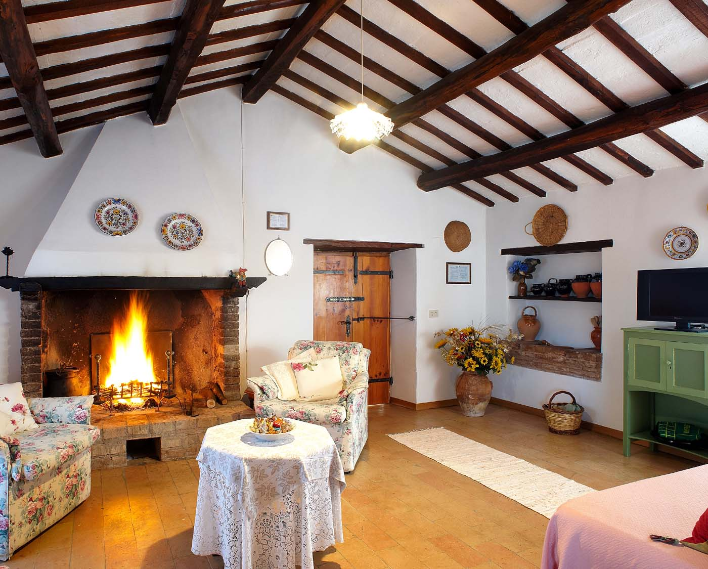 Holiday cottage for rent in Umbria