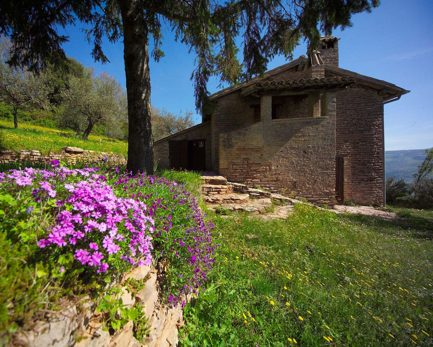 Farm holiday in Umbria - Facilities